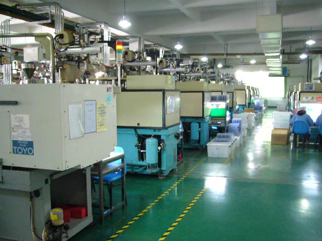 广东工厂风采