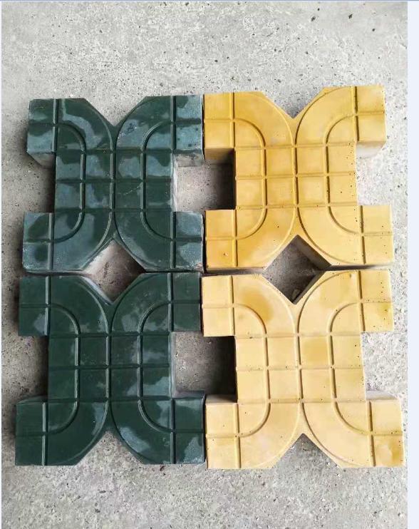 广西植草砖 250*250*60