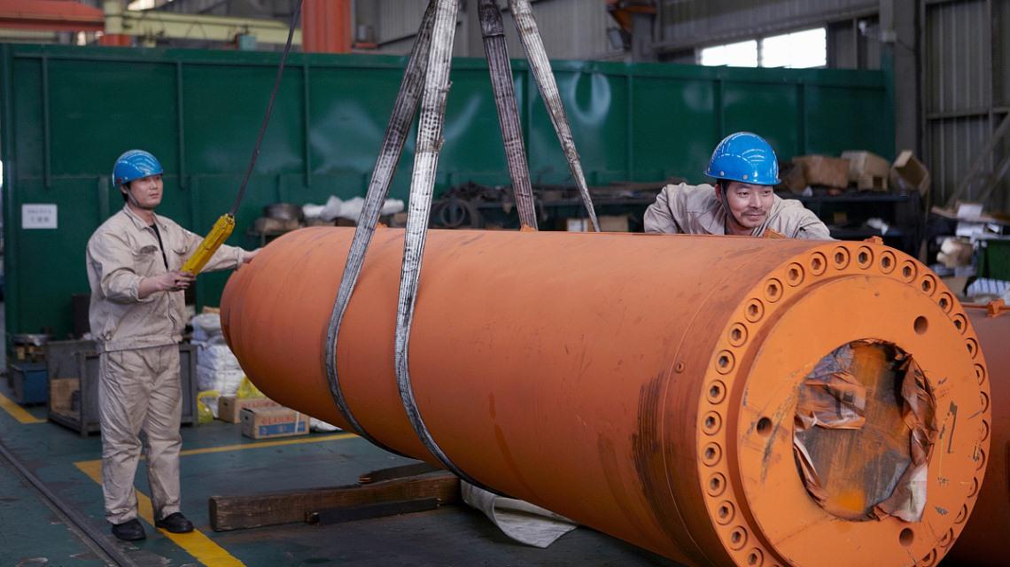 廣西工業油缸