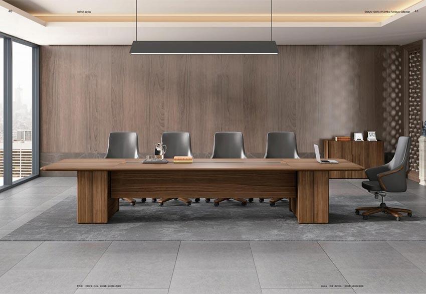 奢華大氣會議桌