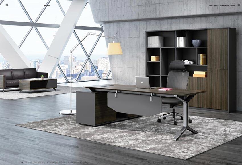 商務條形辦公桌