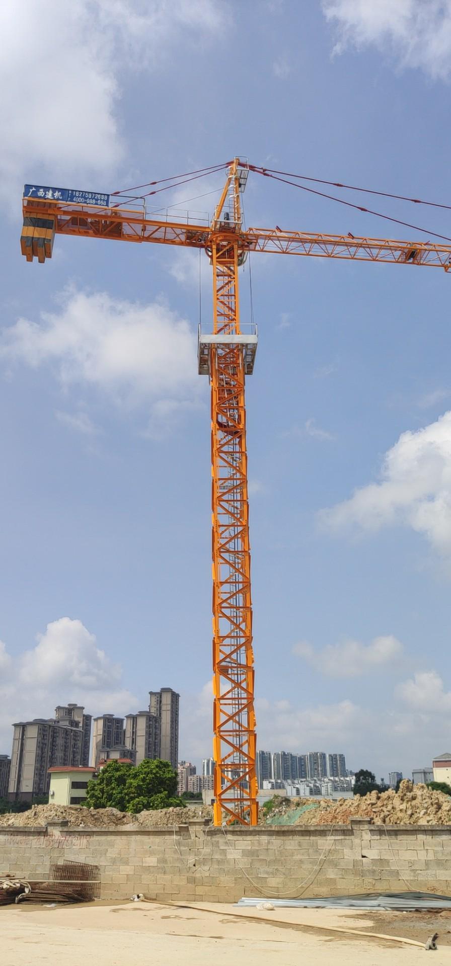 全新塔吊工程案例