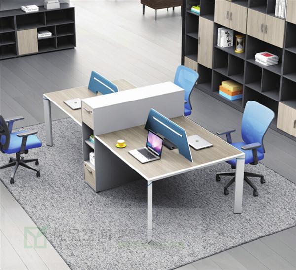 现代时尚办公桌椅