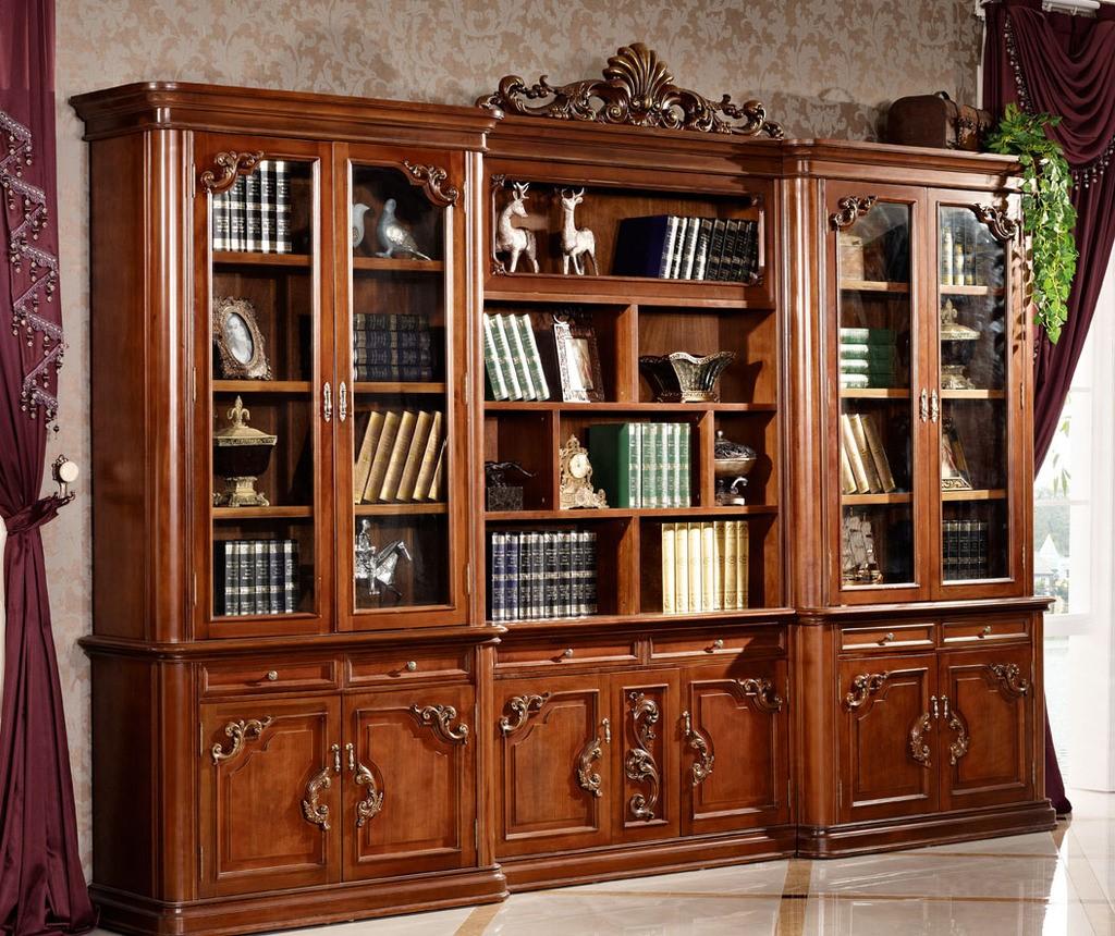 復古文件柜