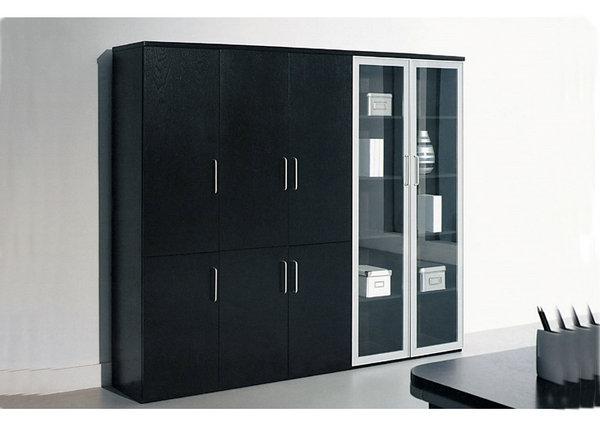 黑色文件柜