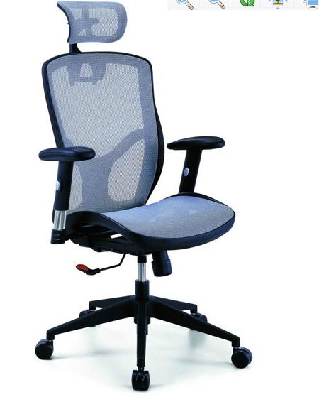人体工学办公转椅
