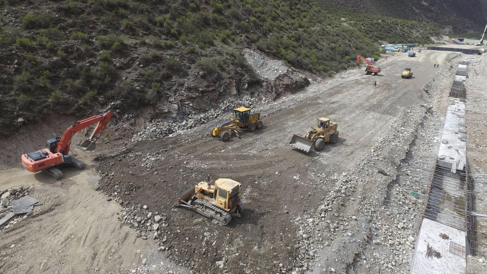 南昌西藏中国中铁二局工程——悦瀚球墨铸管