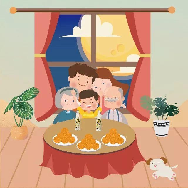 全成豆奶 | 人间中秋庆团圆,阖家幸福乐悠悠!