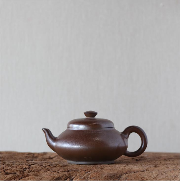 桂藝堂薪藝窯精品柴燒合歡壺¥980