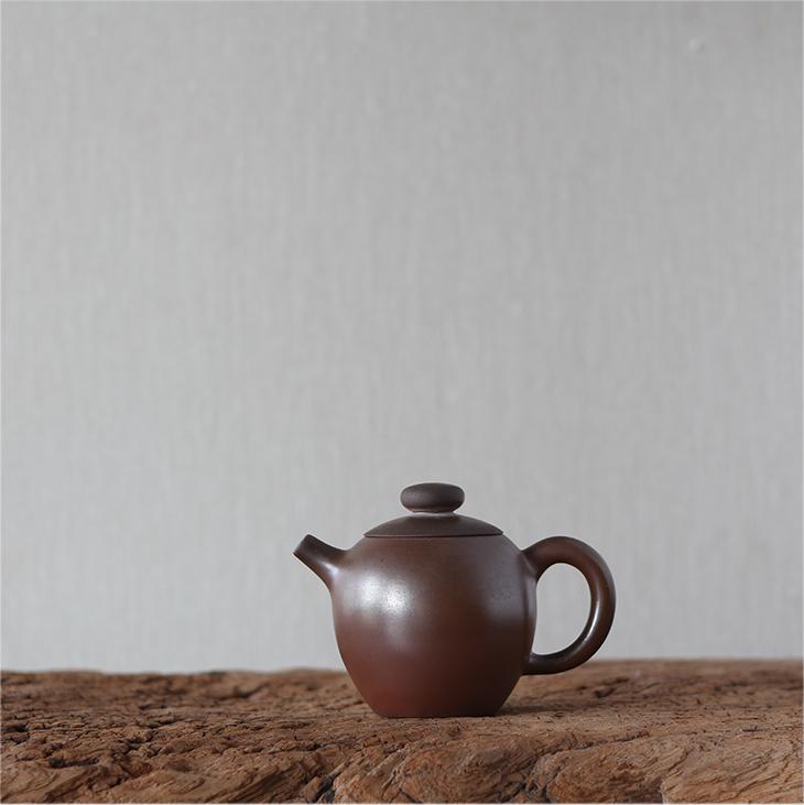 桂藝堂薪藝窯精品柴燒巨輪壺¥780