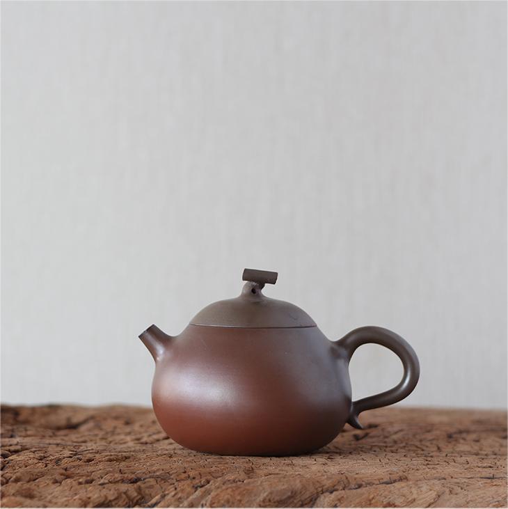 桂藝堂精品茶壺窯變梨型壺¥480