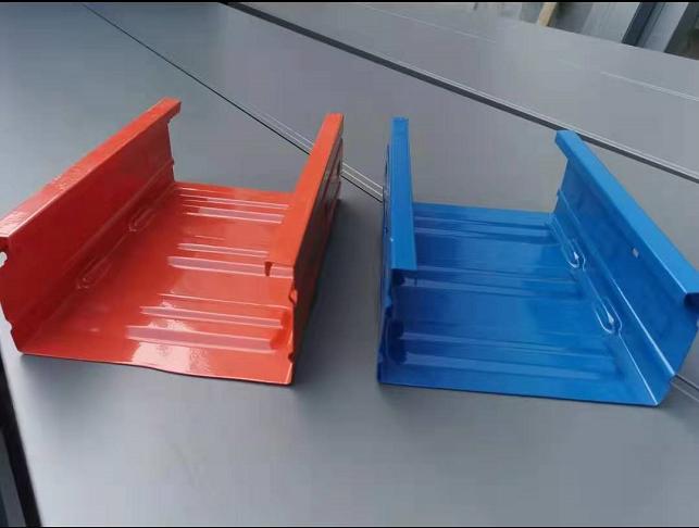 高强彩钢桥架 抗震支架、.png