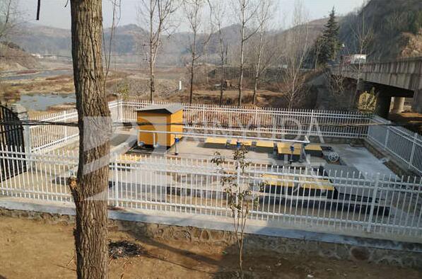 河南嵩县酒店项目