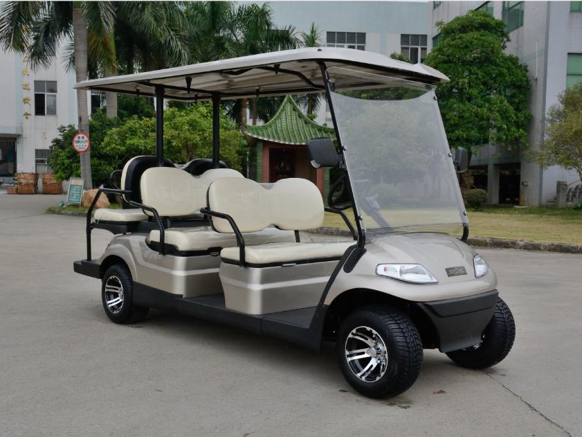 新款6人座高尔夫电动车 TJ-A6274+2