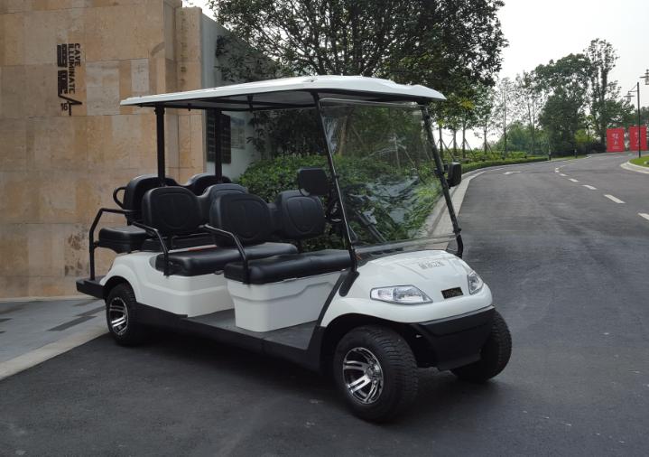 新款4人座高尔夫电动车 TJ-A627-4