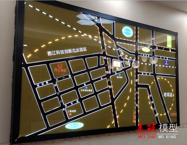 崇左西江領寓區位模型