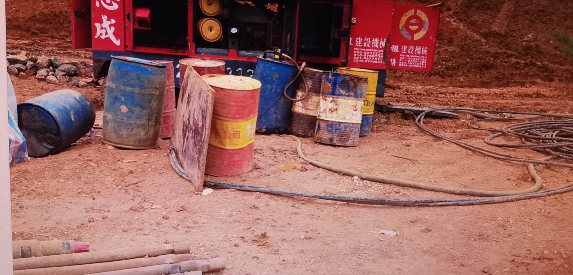 地源热泵打井