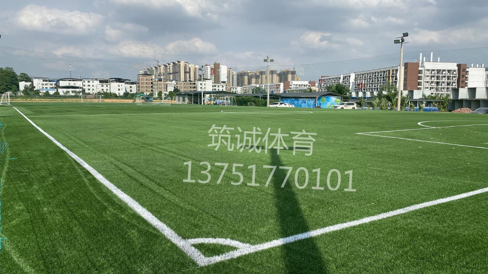 福建广艺体育园芦仙山体育公园足球场