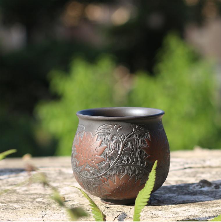 廣西198玉蘭杯纏枝蓮