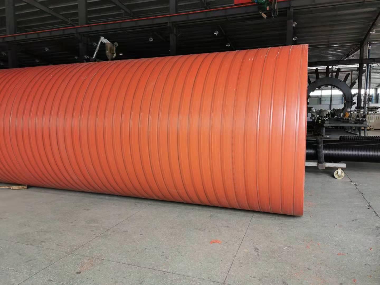 HDPE中空壁增強纏繞管