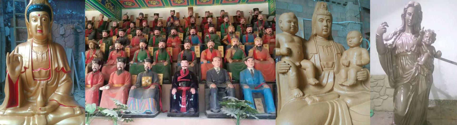 南宁人物雕塑,南宁名人雕塑,南宁宗教雕塑