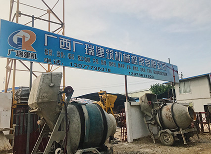 广西建筑机械租赁